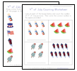 4th of july day worksheets