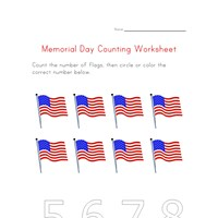 memorial day counting eight