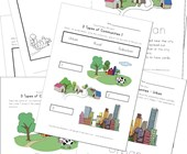 Community Worksheets