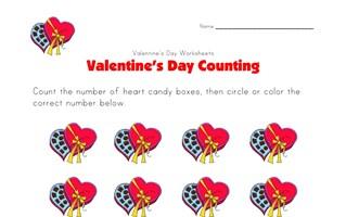 Valentines Day Worksheets for Kids  All Kids Network