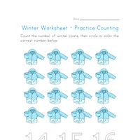 winter counting to sixteen