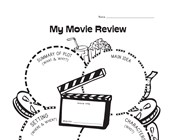 movie graphic organizer