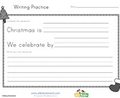 about me cursive writing practice worksheet