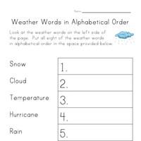 30 awesome alphabetical order worksheets abc order all kids network. Black Bedroom Furniture Sets. Home Design Ideas