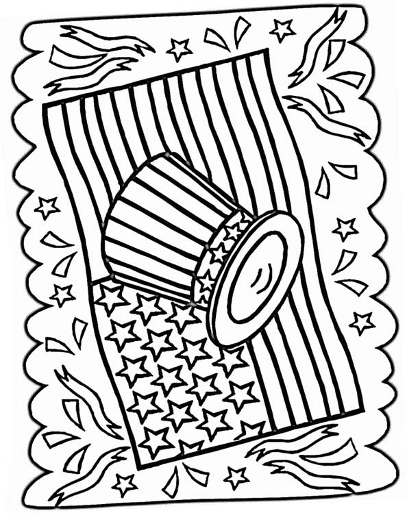 July 4th coloring pages printable ~ 4th of July Coloring Pages - AllKidsNetwork.com