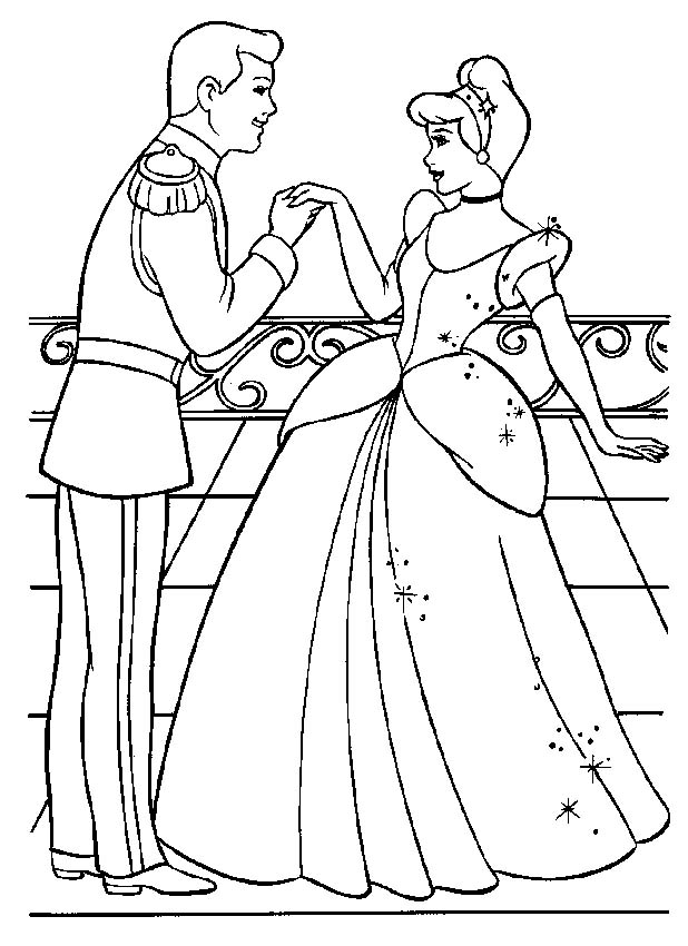 Princess Coloring Pages - Print Princess Pictures to Color ...