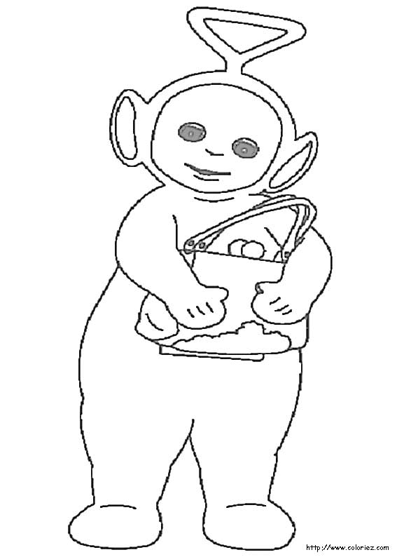 teletubbies tinky winky coloring pages | Teletubbies Coloring Pages - AllKidsNetwork.com