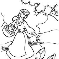Princess Coloring Pages Print Princess Pictures To Color Princess Thanksgiving Coloring Pages