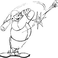 all kids network coloring pages - photo#49
