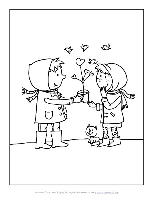 Giving pages coloring pages for Giving coloring pages
