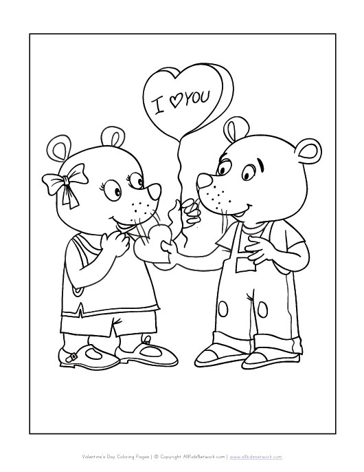 all kids network coloring pages - photo#7