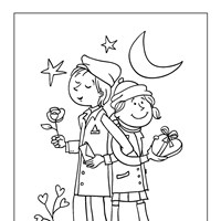 all kids network coloring pages - photo#19