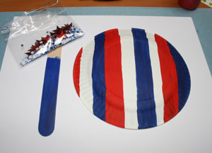 kids patriotic craft