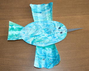 hummingbird craft
