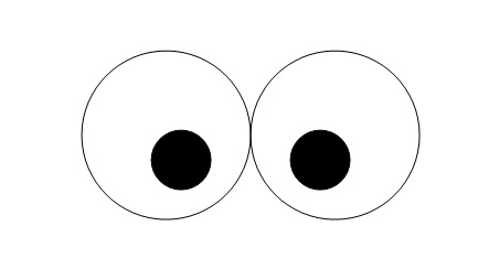 Birds Crafts Print Your Owl Eyes Template All Kids Network