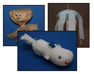 ocean animals crafts