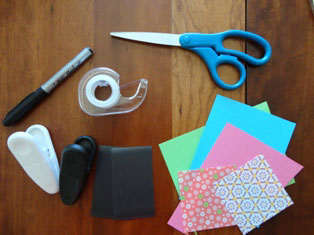 locker magnets craft materials