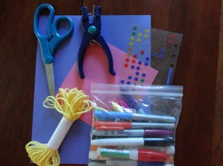 tie shoelaces craft materials