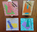 locker magnets craft