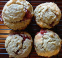 back to school muffins craft