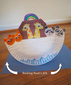 Noah's Ark Craft | All Kids Network