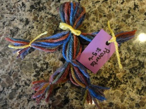 kids doll craft