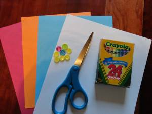 corduroy bear craft materials