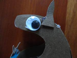tape dispenser kangaroo craft