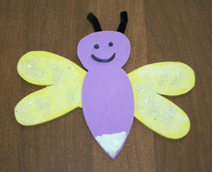 lightning bug craft