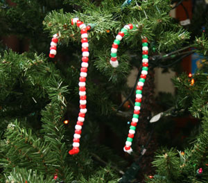 bead ornament craft