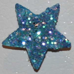 christmas star magnet craft