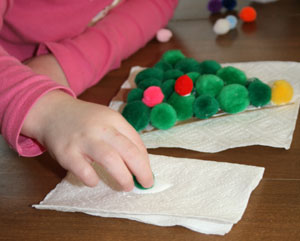 kids christmas craft