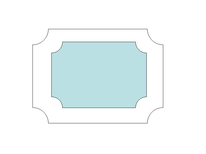 Christmas Crafts Print Your Picture Frame Ornament Template All