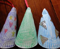 princess wizard hats craft