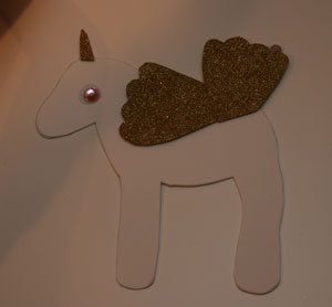 unicorn craft step 2