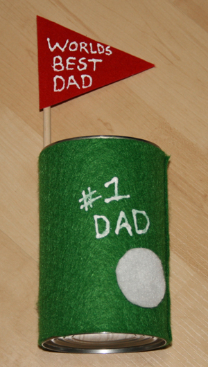 fathers day gift for golf fan