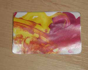 wallet art fathers day gift
