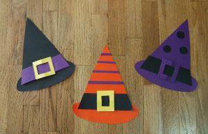 witches hat craft