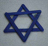hanukkah star craft