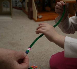 kids bell music craft