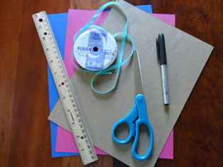 odd even numbers craft materials