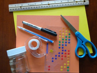 homemade dominoes craft materials