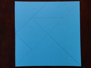 tangram craft step 6