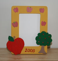 fall frame craft