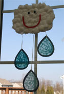 rain cloud weather craft