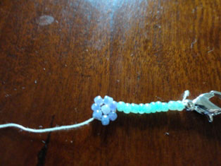 summer bracelet craft