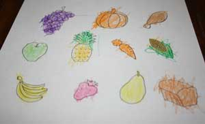 Thanksgiving Cornucopia Craft All Kids Network