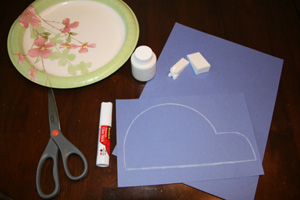 igloo craft materials