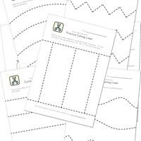 math worksheet : fine motor skills worksheets  kids learning station : Fine Motor Worksheets For Kindergarten