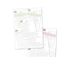 adverb worksheets